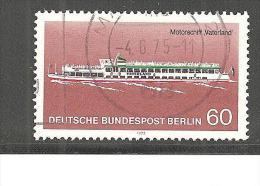 BlnMi.Nr.486/ (1975) Berliner Schiffe - Berlin (West)