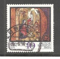 BlnMi.Nr.613/ (1979) Weihnachten - Berlin (West)