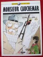 Benn Siniac Monsieur Cauchemar EO Glénat 1987 TBE - Livres, BD, Revues