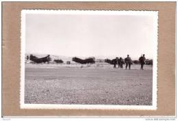 """PHOTOS - GUERRE D´ALGERIE - PHOTO - HELICOPTERES PIASECKI H-21 / BOEING VERTOL H-21 """" BANANE VOLANTE """" + MILITAIRES - Guerre, Militaire"""