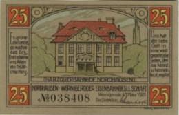 Notgeld  Harzquer- U. Brockenbahn Bahnhöfe Bankfrisch - [11] Local Banknote Issues