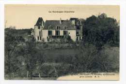 LIORAC 24 DORDOGNE PERIGORD CHATEAU DE GARRAUBE - France