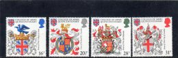 GRANDE BRETAGNE 1984 ** - 1952-.... (Elisabetta II)