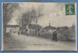 46 - CRESSENSAC -- La Route De Souillac - Autres Communes
