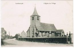 Lombardsijde, Lombartzyde, L'église Du Village (pk12244) - Middelkerke