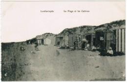 Lombardsijde, Lombartzyde, La Plage Et Les Cabines (pk12245) - Middelkerke
