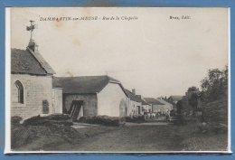 52 - DAMMARTIN Sur MEUSE --  Rue De La Chapelle - Frankreich