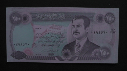 Iraq - P 85a1 - 250 Dinars - 1995- unc  - look scan