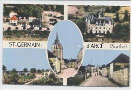 SAINT GERMAIN D'ARCE : Multivues - Combier C.7 - Sonstige Gemeinden