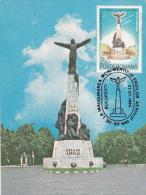 Airmen Statue - Bucharest - Maximumkarten (MC)