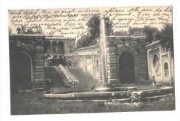 CAPRAROLA - VITERBO - 1913 - VEDUTA DELLA VILLA FARNESE - Viterbo