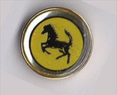 Pq1 Ferrrari Auto Pins Italy Pin's Cavallino - Ferrari