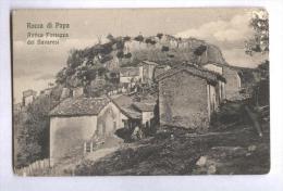 ROCCA DI PAPA - ROMA - INIZI 900 - ANTICA FORTEZZA DEI BAVARESI - Unclassified