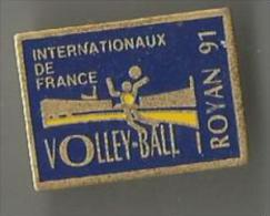 Internation De France Volley Ball Royan 91 - Volleyball