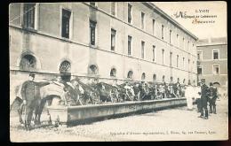 69 LYON 01 / 10e Régiment De Cuirassiers, Abreuvoir / - Lyon