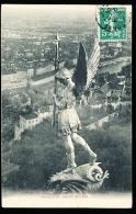 69 LYON 05 / Basilique De N. D. De Fourvière, Statue De Saint Michel / - Lyon