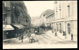 69 LYON 02 / Rue De La Barre Et L'Hôtel Des Télégraphes / - Lyon