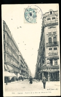 69 LYON 01 / Entrée De La Rue De L'Hôtel De Ville / - Lyon