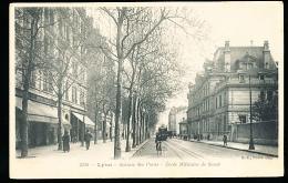 69 LYON 07 / Avenue Des Ponts Et Ecole De Santé Militaire / - Lyon
