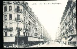 69 LYON 02 / Rue De La République / - Lyon