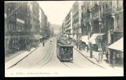 69 LYON 02 / Rue De La République / - Lyon 2