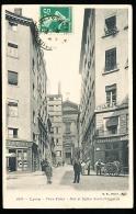 69 LYON 02 / Place Forez, Rue Et Eglise Saint Polycarpe / - Lyon