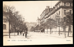 69 LYON 02 / Le Cours Suchez / - Lyon 2
