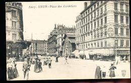 69 LYON 02 / Place Des Cordeliers / - Lyon
