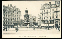 69 LYON 02 / Place Des Jacobins / - Lyon