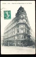 69 LYON 02 / Place De La République Et Rue Stella / - Lyon 2