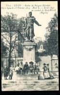 69 LYON 01 / Statue Du Sergent Blandan / - Lyon