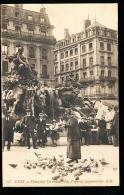 69 LYON 01 / Place Des Terreaux, Les Pigeons Apprivoisés / - Lyon