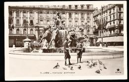 69 LYON 01 / Fontaine Bartholdi / - Lyon