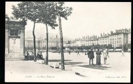69 LYON 02 / Place Bellecour / - Lyon 2