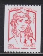 = Marianne Et La Jeunesse Gommé X 1 Lettre Prioritaire -20g, N° 193  Sans Coupure Du Phosphore - Rollo De Sellos