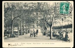 69 LYON 02 / Place Carnot, Un Coin Des Jardins / - Lyon