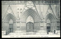 69 LYON 05 /  Porche De La Cathédrale St Jean / - Lyon
