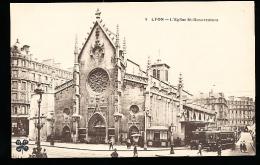 69 LYON 02 / L'Eglise St Bonaventure / - Lyon