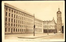 69 LYON 02 / L'Hôtel Des Postes Et Le Clocher De La Charité / - Lyon