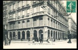 69 LYON 01 / Recette Principale Des Postes / - Lyon 1