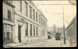 69 LYON 02 / Nouvel Hôtel Des Postes, Rue Dugas Montbel / - Lyon