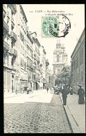 69 LYON 02 / Rue Bellecordière Et Chapelle De L'Hôtel Dieu / - Lyon