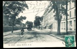 69 LYON 07 / Avenue Berthelot / - Lyon 7