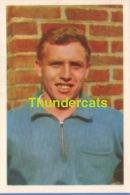 1960'S IMAGE CHROMO FOOTBALL  ** 178 LAMBERT ERIC GANTOISE **  60'S  TRADING CARD FOOTBALL ** VOETBAL KAARTJE - Trading Cards