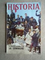 Historia N°235 Juin 1966 La Commune. Fort De Vaux. Hitler Pub Sabena .Voir Sommaire. - History