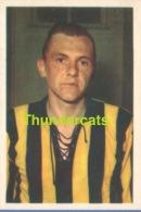 145 MERTENS WIM LIERSE S.K. ** 1960'S IMAGE CHROMO FOOTBALL **  60'S  TRADING CARD ** VOETBAL KAARTJE - Trading Cards