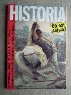 Historia N°434 Jan 1983 Alésia, Rois Mages, Gladiateurs Romains,Mr Frey .Voir Sommaire. - History