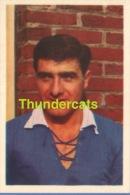 124 DENAYER LUCIEN GANTOISE ** 1960'S IMAGE CHROMO FOOTBALL **  60'S  TRADING CARD ** VOETBAL KAARTJE - Trading Cards