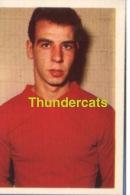 108 SPRONCK HENRI STANDARD C.L. ** 1960'S IMAGE CHROMO FOOTBALL **  60'S  TRADING CARD ** VOETBAL KAARTJE - Trading Cards