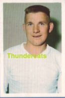 96 VAN CAMP JOZEF F.C. DIEST ** 1960'S IMAGE CHROMO FOOTBALL **  60'S  TRADING CARD ** VOETBAL KAARTJE - Trading Cards